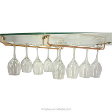 Top Selling High Quality Handmade Metal Wine Glass Drying Rack
