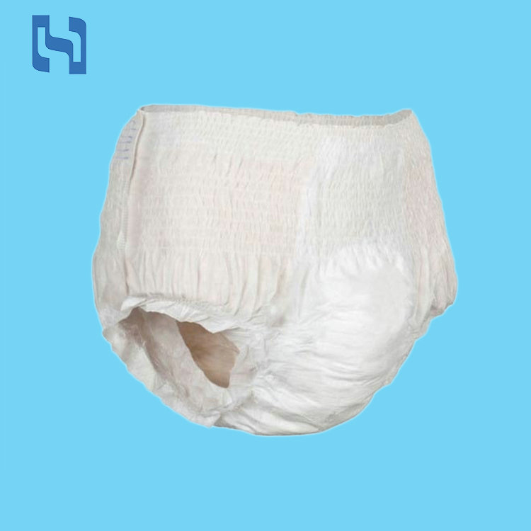 Super absorbent comfort disposable thick adult diapers panties