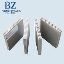 Beizhu Group supply used concrete forms sale and modern formwork Custom plastic modular formwork for construction