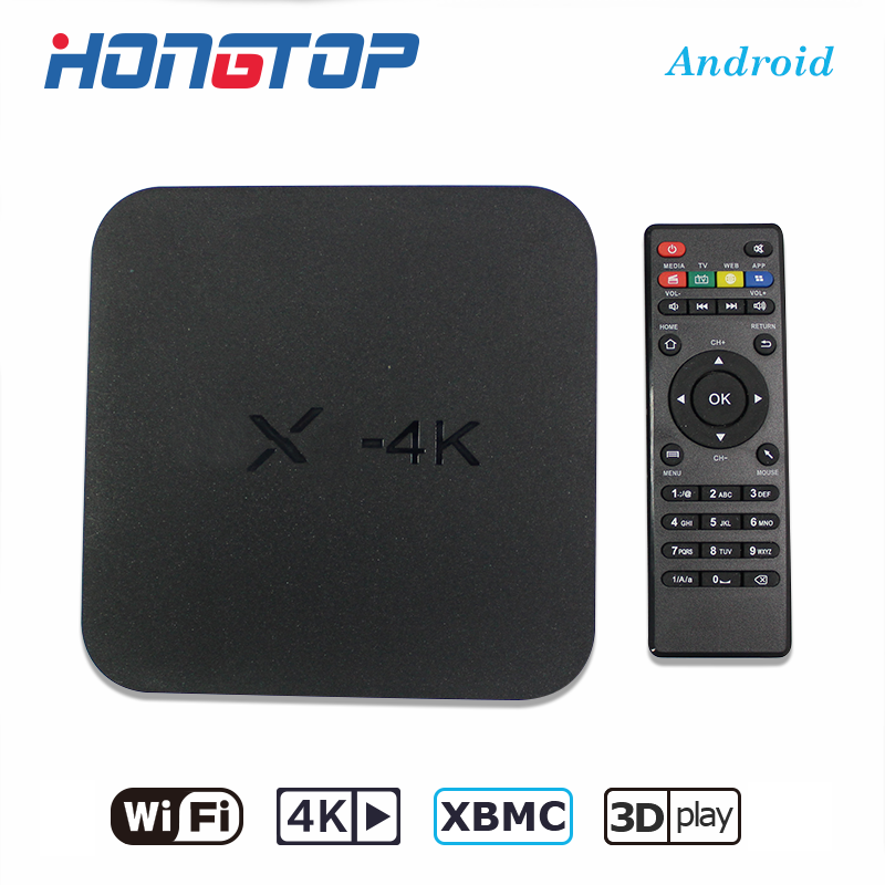 Quad core Newest Smart WIFI Google Android IPTV <strong>Box</strong> Mini 1080p HD <strong>Media</strong> Player <strong>Set</strong> <strong>Top</strong> <strong>Box</strong> X-4K