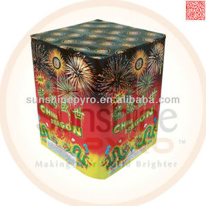 Hot sale 4'' 16 shots buy cake fireworks popular in Malaysia market