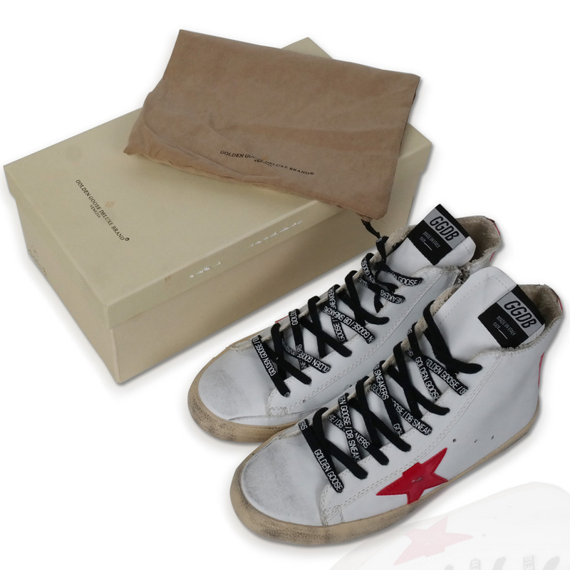 718ef595f Luxury brands GGDB Shoes Golden Goose sneakers star genuine leather Casual  shoe Italian Do old style men women shoes size 34-46