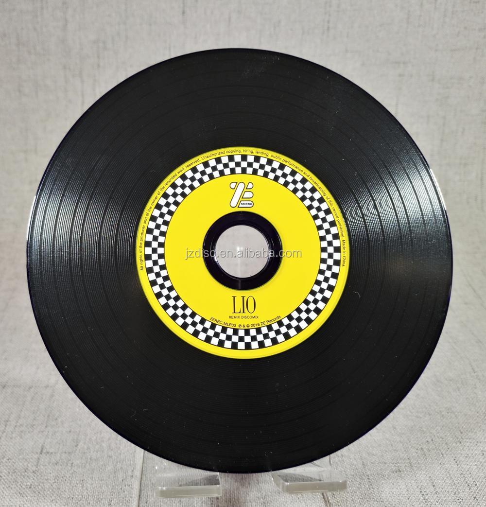 Black Vinyl CD-02