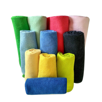Fiber Net Dish Cloth Kitchen Cleaning Terry Micro Fiber Towels Buy