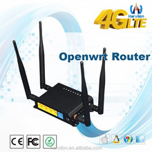 Industriale Router 4G LTE CPE Indoor & Outdoor Router Con SIM Card Slot & RJ45 Ports