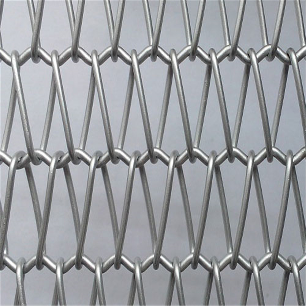 Decorative Stainless Steel Wire Rope Mesh Fence, Decorative ...