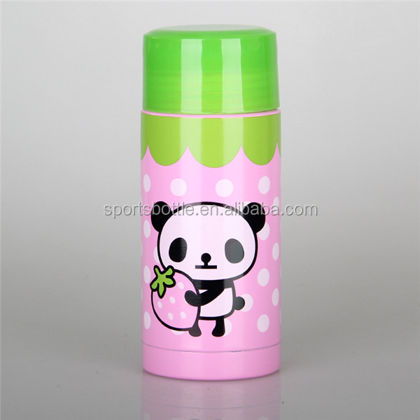 office young ladies hot water panda australia hot selling thermos good bottle
