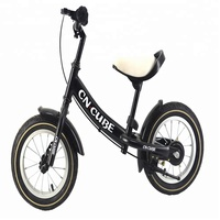 2018 New Model Adjustable Air Tire Kid Balance Bicycle for 3-6 Years old