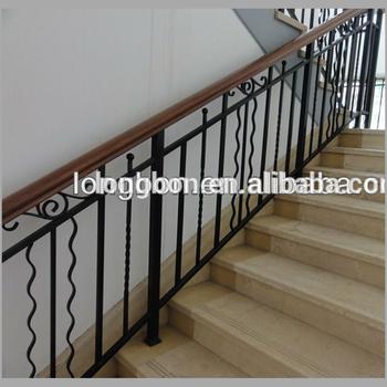 Merveilleux Wrought Iron Stair Railing Panels