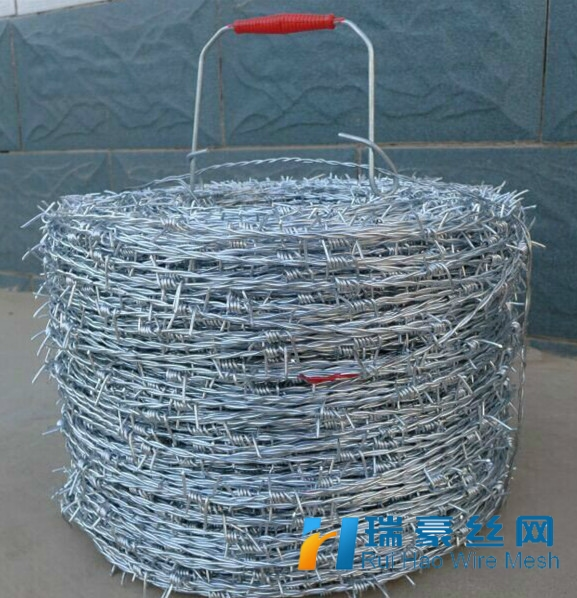 Farm Barbed Wire Fence, Farm Barbed Wire Fence Suppliers and ...