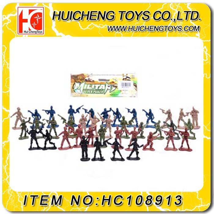 mini military play game set military toy soldier with cheap price