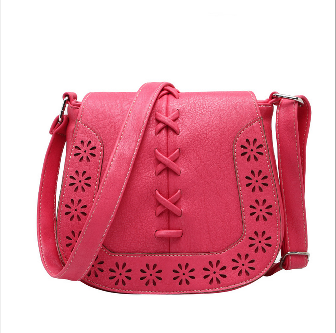Bz1302 Retro trend hollow braid shoulder bag fashion women bags 2015