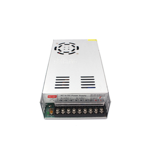 GK-A037 S-240-12 12V 30A / 24V 30A 240W ac to dc switching power supply with cooling fan LED Power Supply Single Output 240V