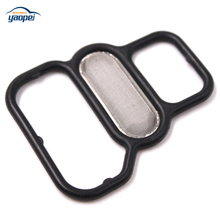 Magnet Dichtung Spool Ventil Filter Für <span class=keywords><strong>Honda</strong></span> 96-00 EX D16Y8 15825-P2M-005 15825P2M005