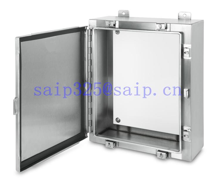 saip saipwell waterproof stainless steel metal sheet electrical enclosures buy stainless steel