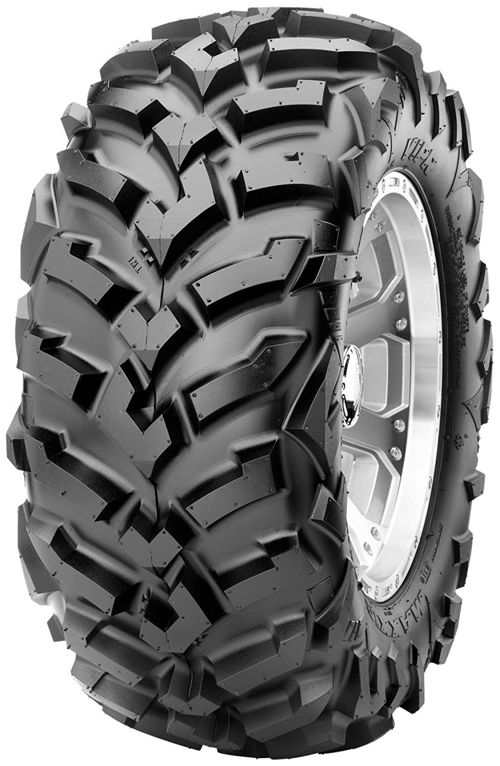 Maxxis Cheng Shin MU16 Vipr Radial Tire - Rear - 26x11Rx12 , Position: Rear, Rim Size: 12, Tire Application: All-Terrain, Tire Size: 26x11x12, Tire Type: ATV/UTV, Tire Construction: Radial, Tire Ply: 6 TM00667100