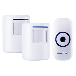 PIR motion sensor door bell and infrared induction doorbell Wireless Doorbell AC Doorbell