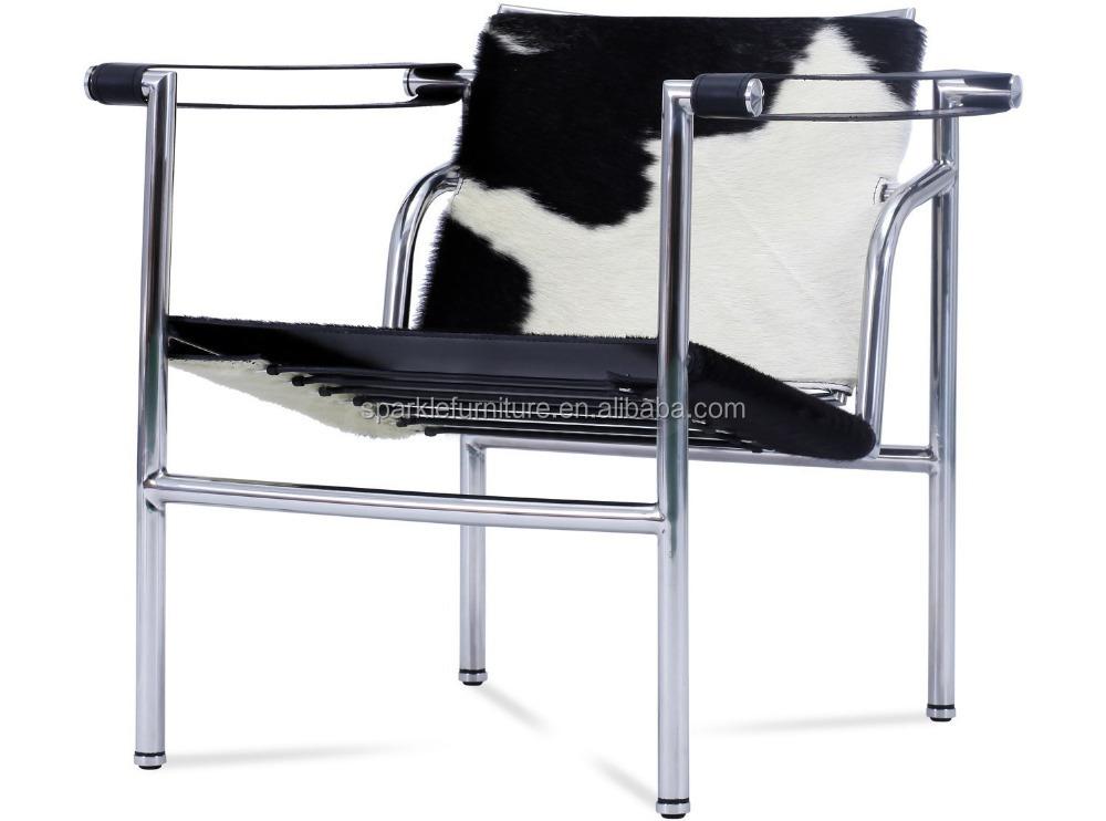 Le corbusier lc1 basculant fionda sedia/per il tempo libero moderni ...
