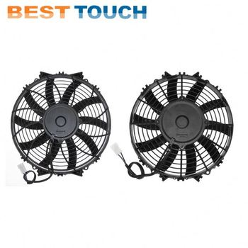 180B electric 9'' inch engine cooling fan for DATSUN