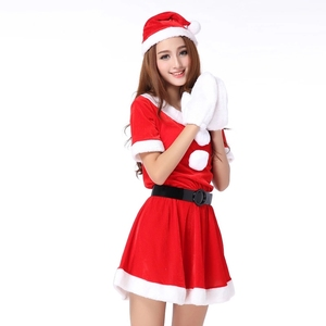 44267334a9cce Santa Costume Sexy Long Sleeve