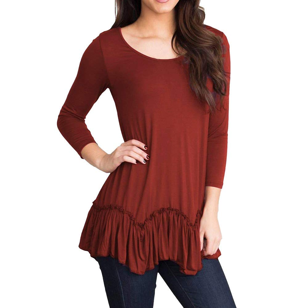 20f6829bf23 Buy NY Collection Womens Plus-Size 3 4 Sleeve V Neck Sweater Stripe ...