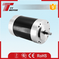 Built-out drive 12v dc high torque electric brushless motor