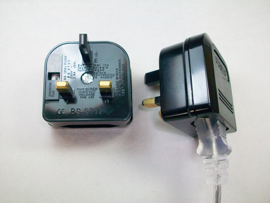 Transparent Malaysia Travel Adapter Uk Bs 5733 Travel