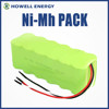nimh battery 24v 10ah 36v 10ah/ 24v nimh battery pack/ battery for electric scooter
