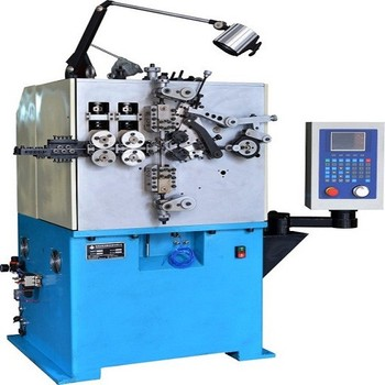 High  production  large  power   cnc  spring  coiling  machine
