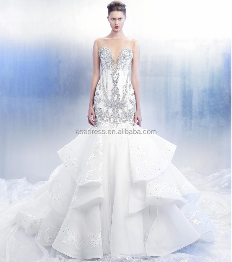dubai wedding sexy dresses