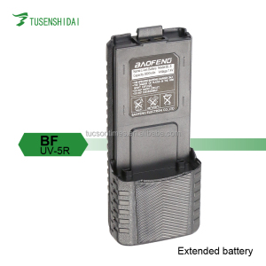 3800mAH Battery Pack Baofeng UV-5R Walkie Talkie Battery Two Way Radio Transceiver Rechargeable Battery