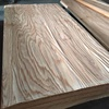 professional manufacture red oak hdf veneer door skin