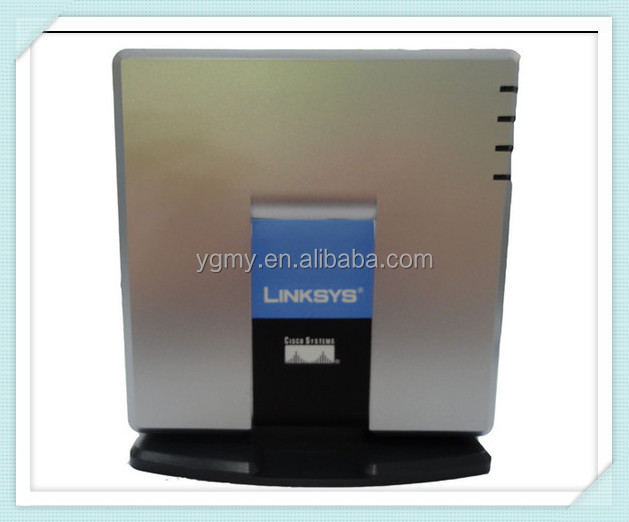 Unlocked VoIP Adapter Linksys PAP2T PAP2 PAP2T-NA