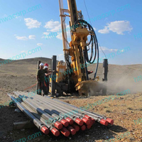 RC drilling rig/air reverse circulation drilling rig/water well drilling rig