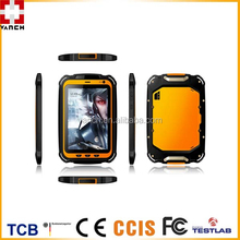 "Ip67 impermeable 7 ""android nfc/rfid tablet"