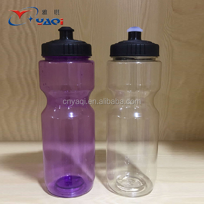 BPA Free Clear Plastic Material and Beverage Mineral PET Water Bottles