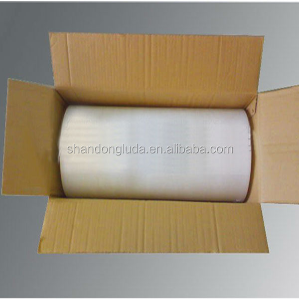 Luda black and clear LLDPE stretch film