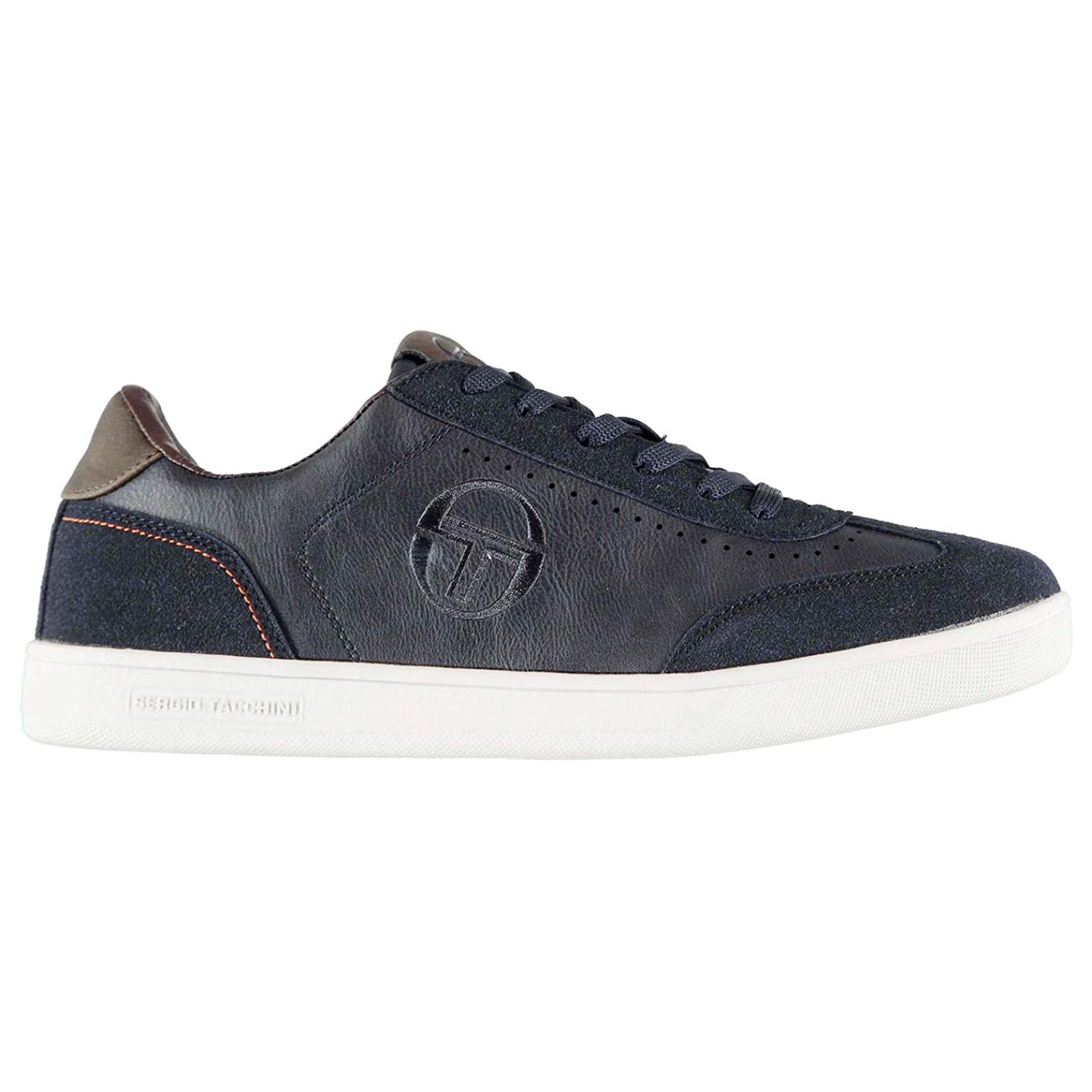 Get Quotations · Sergio Tacchini Mens Brighton Trainers Low Lace up Shoes 7620f322c9c7d