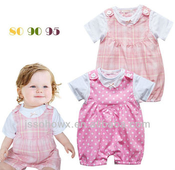 a8e9c3585228 Baby Girls Romper Suits