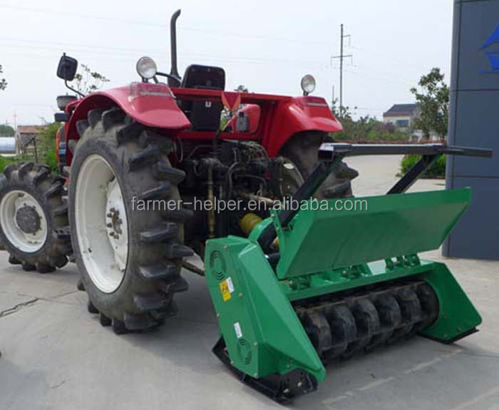 Forestry Mulcher For Sale >> Fhm Ffm140 Forestry Mulcher For Sale Tractor Flail Mower Hydraulic