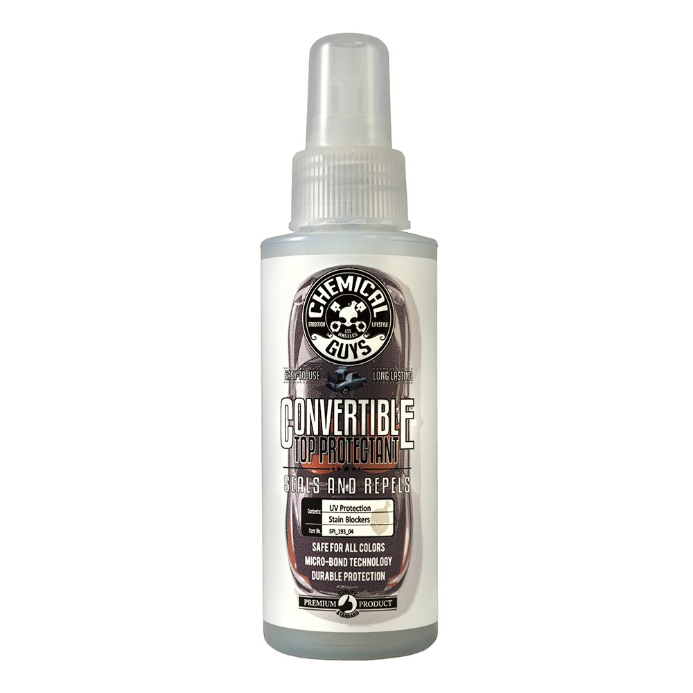 Chemical Guys SPI_193_04 Convertible Top Protectant/Repellent