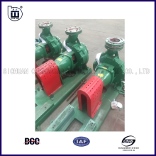 Chemical process pump water