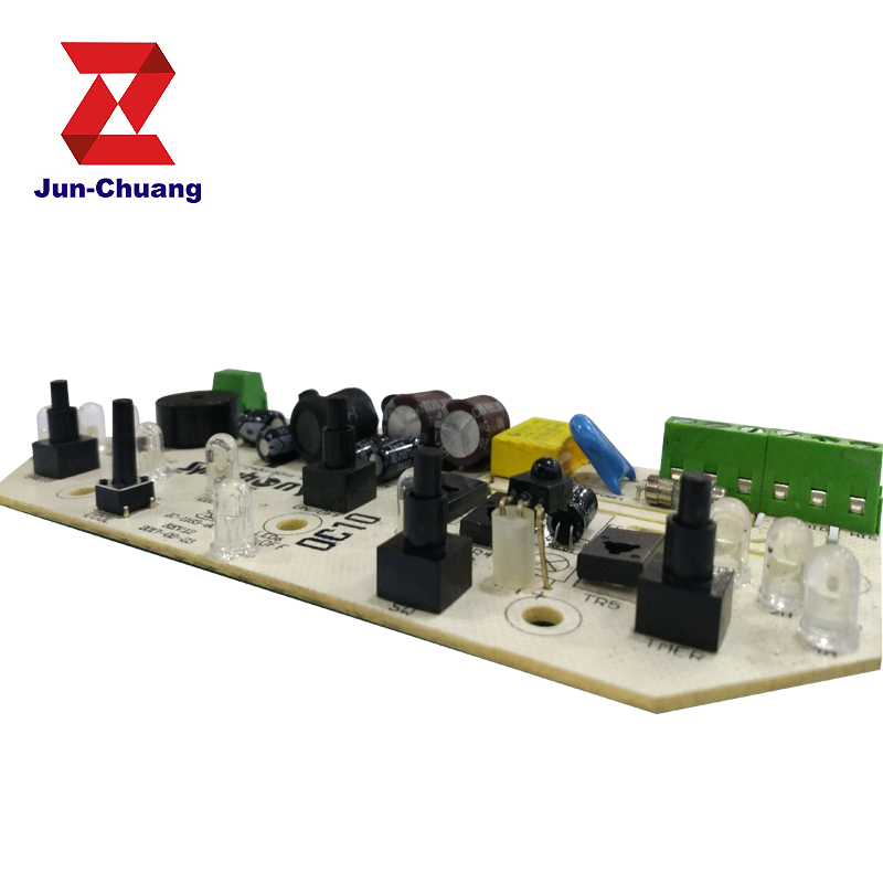 Advanced Technology Custom Industrial Air Cooler Control Board Pcb Design  And Manufacture In China - Buy Custom Industrial Air Cooler Control Board