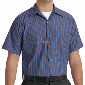 Wholesale cheap price men work shirt