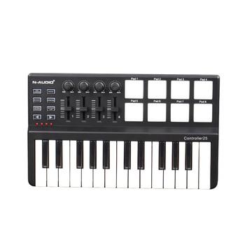 2020 Most Popular Midi Keyboard Usb Piano Controller 25 Usb Midi ...
