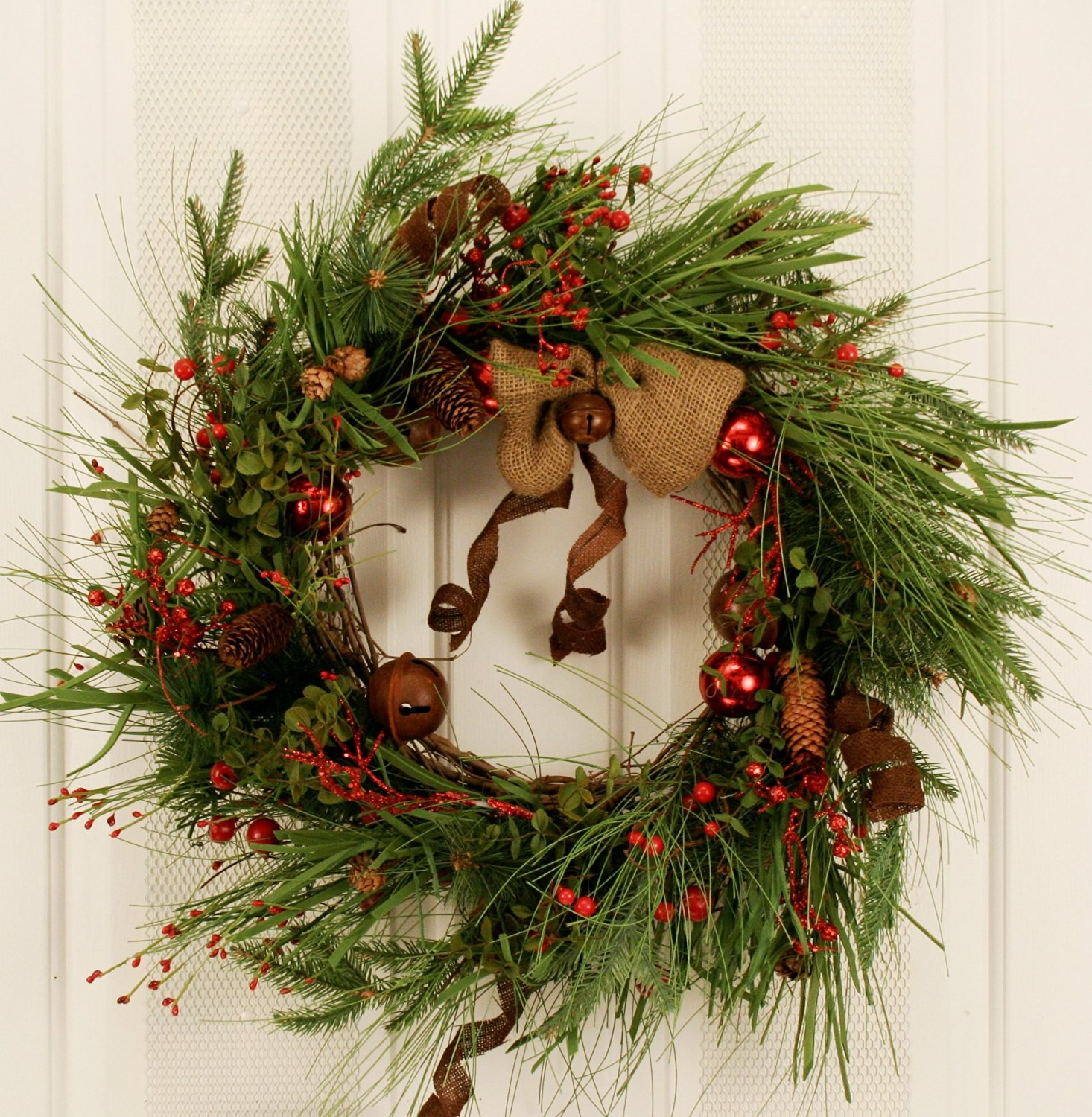 with wreath x of decorating door best ideas wreaths christmas doors photo