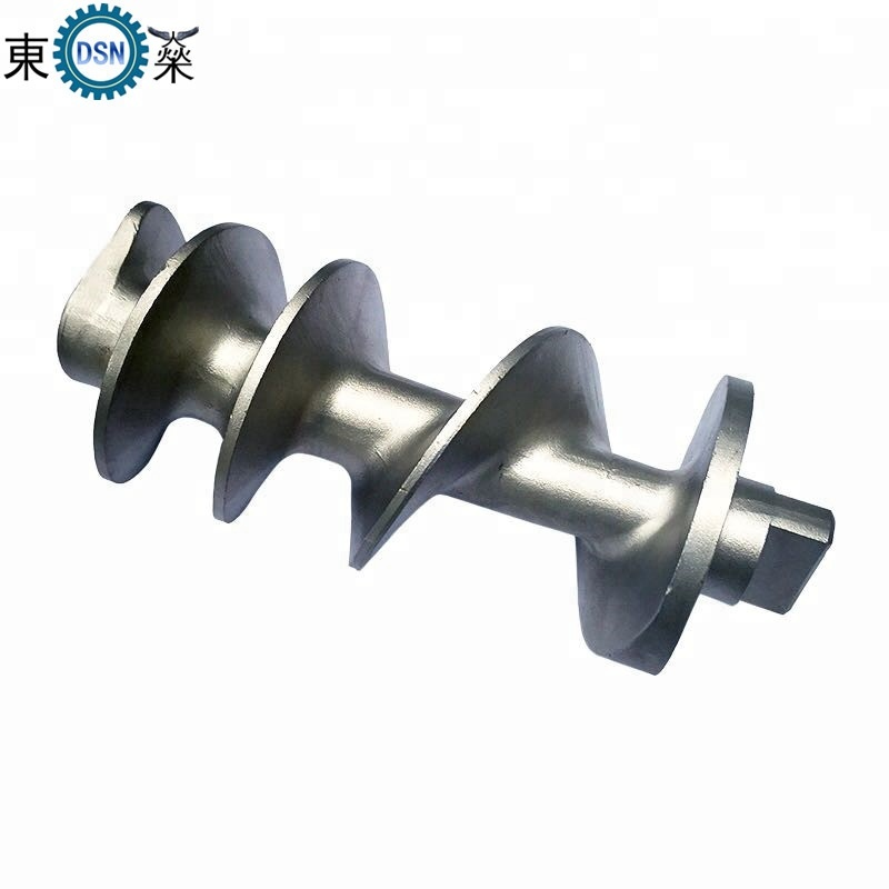 Customized Stainless Steel Coffee Machine Parts Precision Casting Coffee Mixer Shaft
