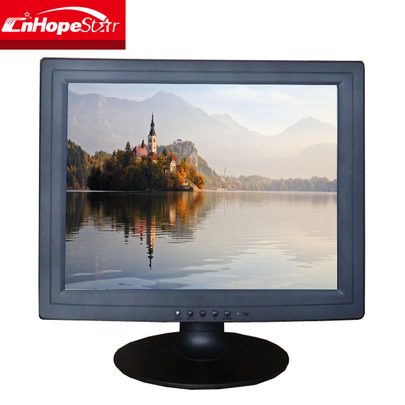 All Types desktop 15 inch lcd monitor low price