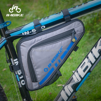 Bike Frame Bag Mtb Bmx Bicycle Triangle Tool Bag - Buy Bike Frame ...