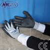 NMSAFETY Industrial nylon super micro foam nitrile gloves work gloves